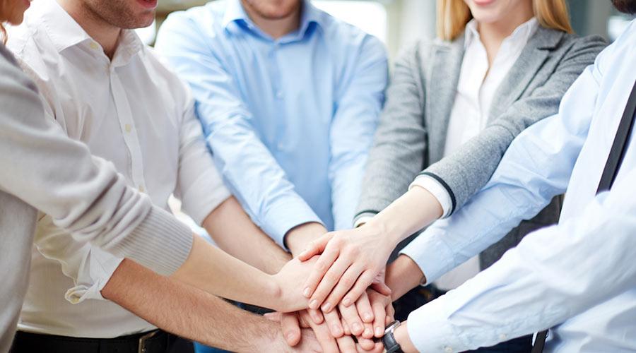 همکاری در محیط کار