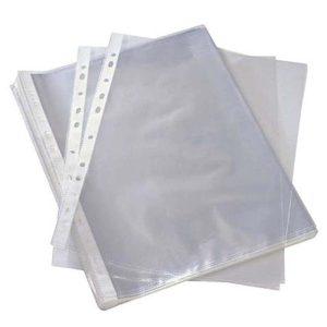 کاور کاغذ A3 نیک آور بسته 100 عددی مدل شفاف