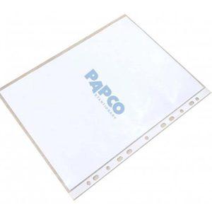 کاور A4 ضخیم پاپکو مدل سوپر کد A4-SUPER3 بسته 100 عددی