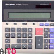 ماشین حساب حسابداری شارپ مدل CS-2130