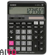 ماشین حساب 12 رقمی کاسیو 3 صفر مدل Casio DJ-120D Plus