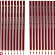 مداد CAMEL استدلر HB کد 10 131 بسته 24 عددی