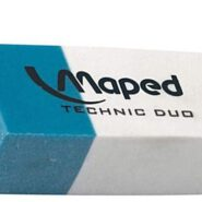 پاک کن مپد جوهر پاک کن کد 511710 مدل Technic DUO بسته 36 عددی