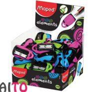 مداد تراش Maped مدل Elements کد 501600 بسته 48 عددی