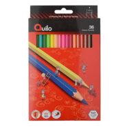 مداد رنگی کویلو 36 رنگ جعبه مقوایی 634005