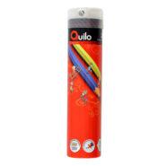 مداد رنگی کویلو 24 رنگ جعبه استوانه ای کد 634010